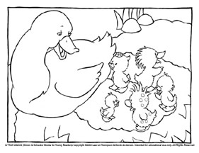 281x216 Coloring Pages