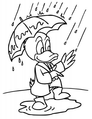 309x400 Duck Coloring Pages Jemima Puddle Duck Coloring Pages Kids