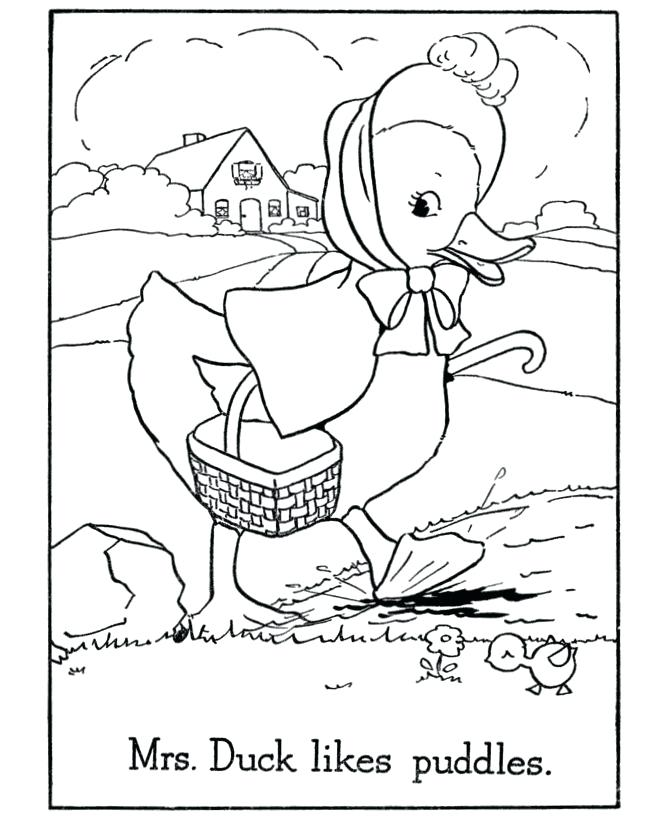 670x820 Captivating Convert Photo To Coloring Page Ducks Coloring Page