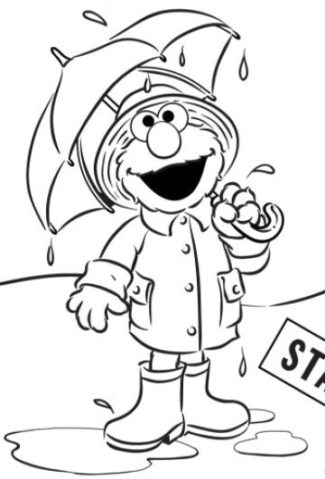 360x531 Coloring Page