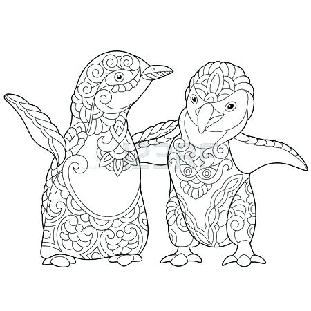 450x450 Puffin Coloring Page Puffin Coloring Page Coloring Page Of Young