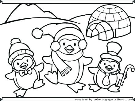440x330 Puffle Coloring Pages