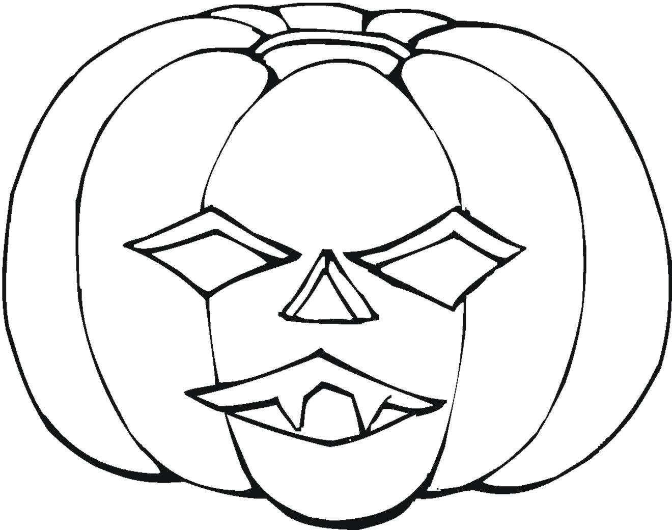 1320x1041 Pumpkin Coloring Pages Printable Beautiful Free Printable Pumpkin