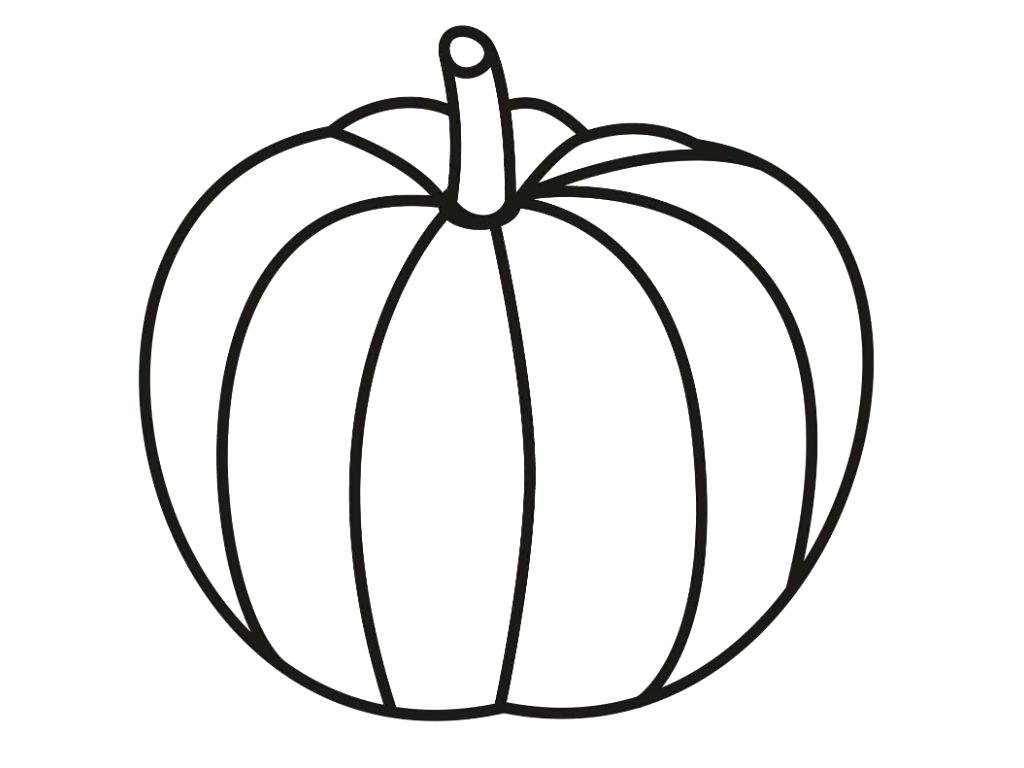 1024x768 Pumpkin Coloring Pages Printable Gallery Free Coloring Pages