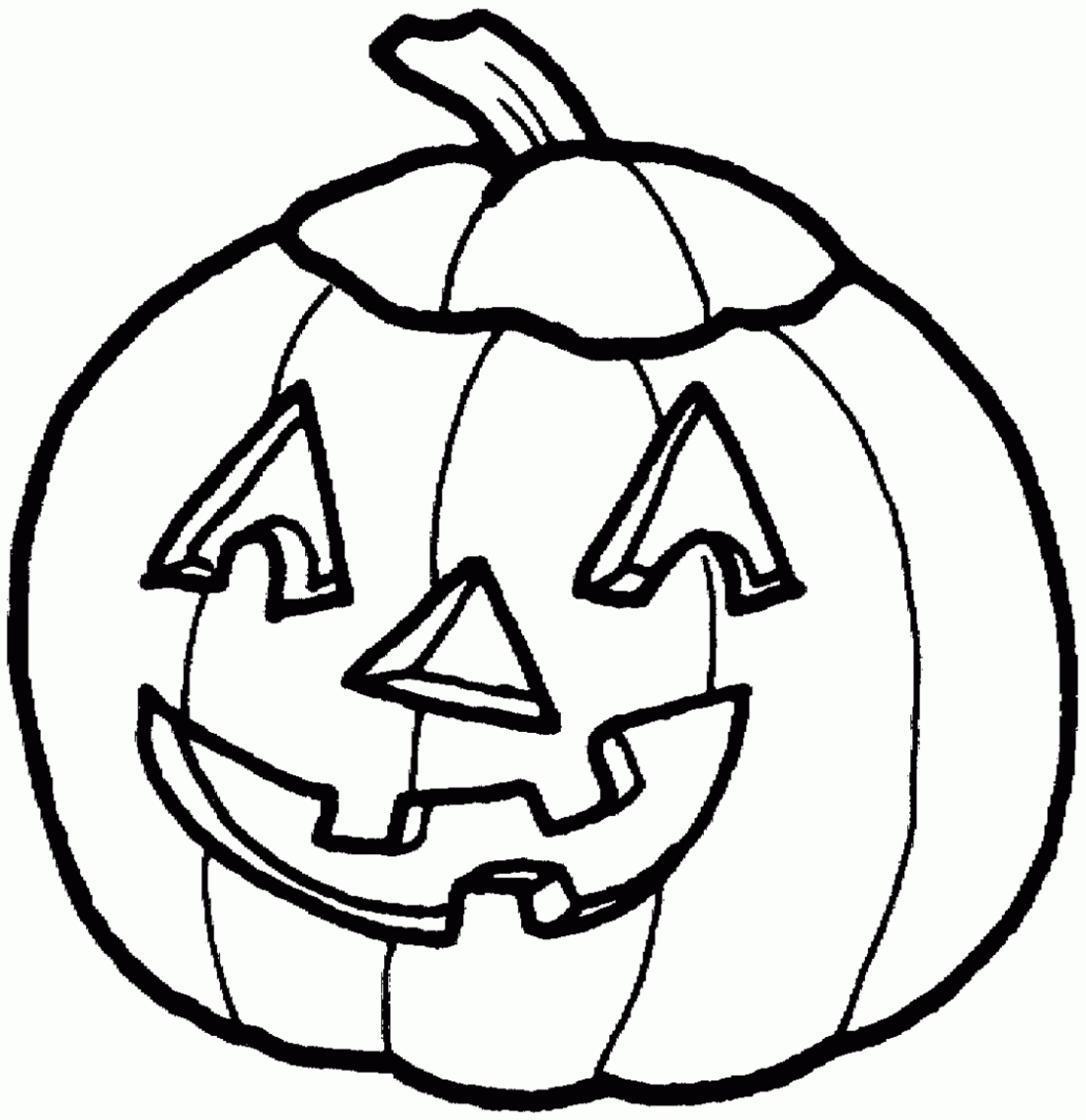 1100x1134 Pumpkin Coloring Pages Printable Lovely Pumpkin Outline Printable