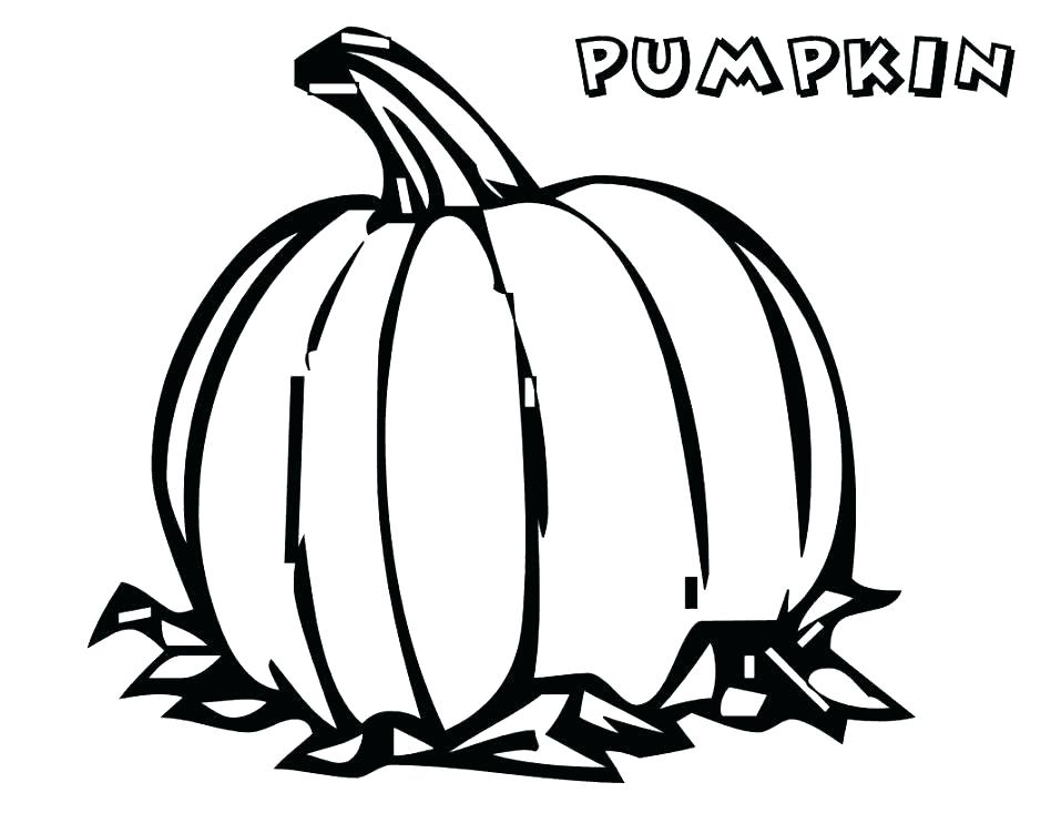 948x733 Coloring Pages Of Pumpkins To Print Pumpkin Coloring Images