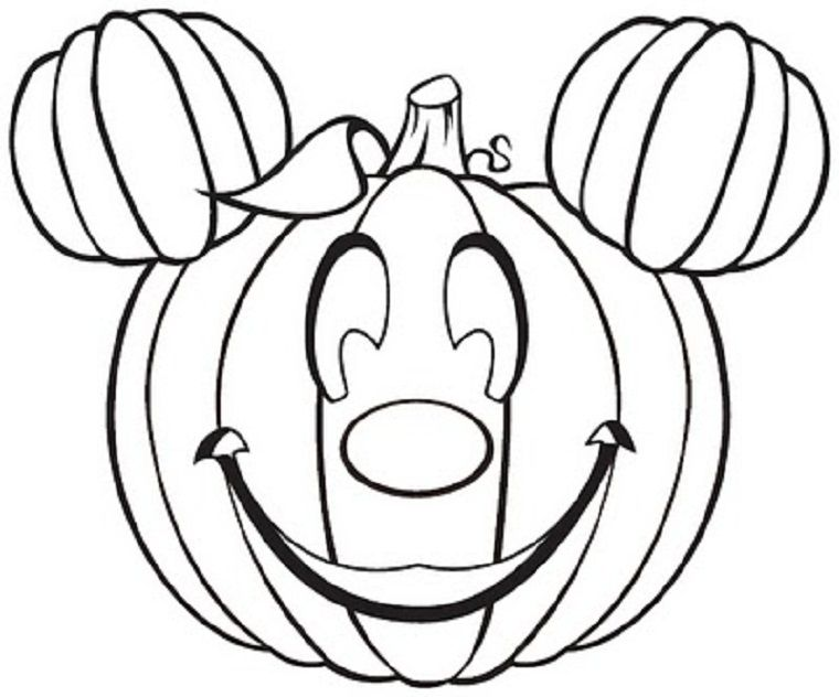 Pumpkin Coloring Pages For Kids At Getdrawings Com Free