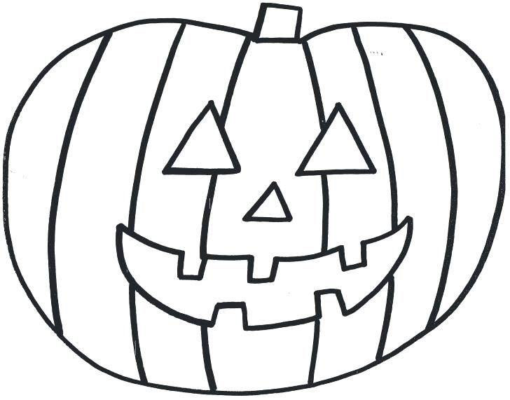 728x571 Halloween Coloring Pages For Toddlers Medium Size Of Coloring