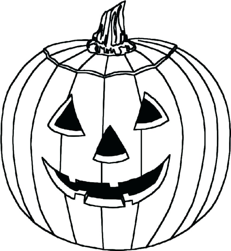 781x850 Printable Halloween Coloring Pages Coloring Masks Pumpkin Coloring