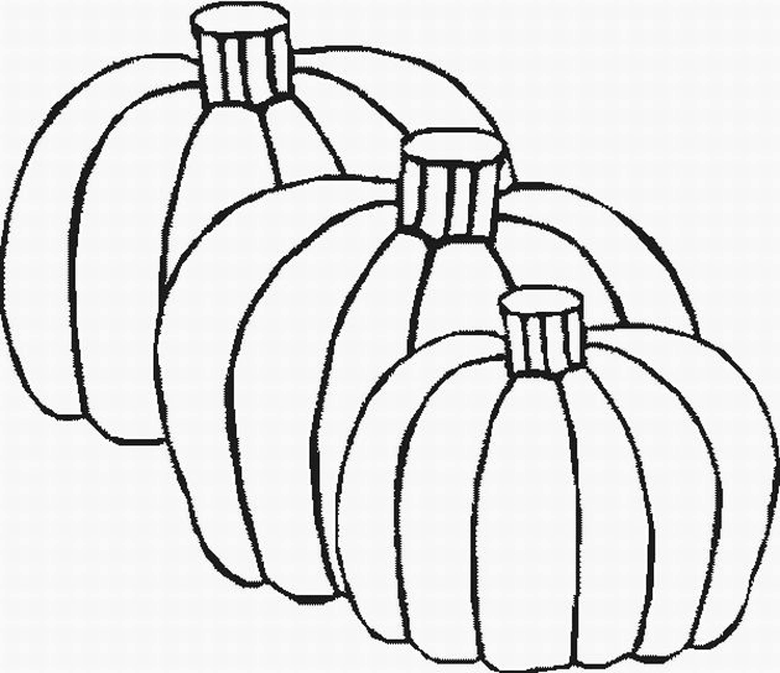 Pumpkin Fall Coloring Pages At Getdrawings Com Free For Personal