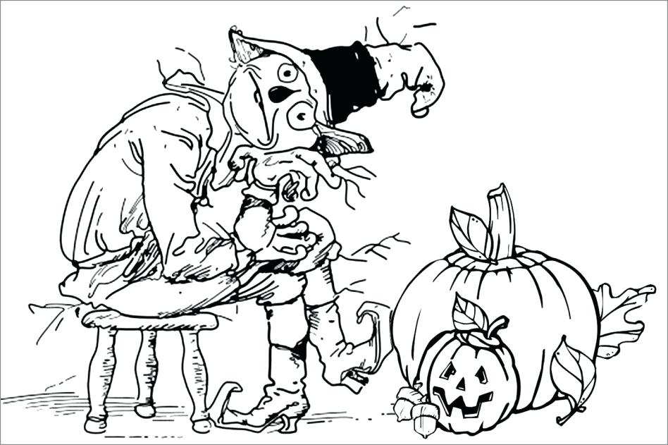 948x631 Pumpkin Patch Coloring Page Large Size Of Pumpkin Patch Coloring