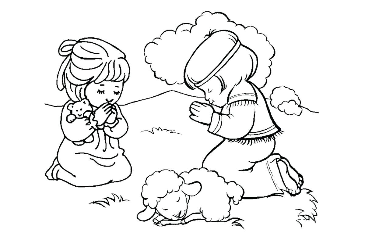 1199x800 Prayer Coloring Pages Pumpkin Primarily Inclined Primary Lesson