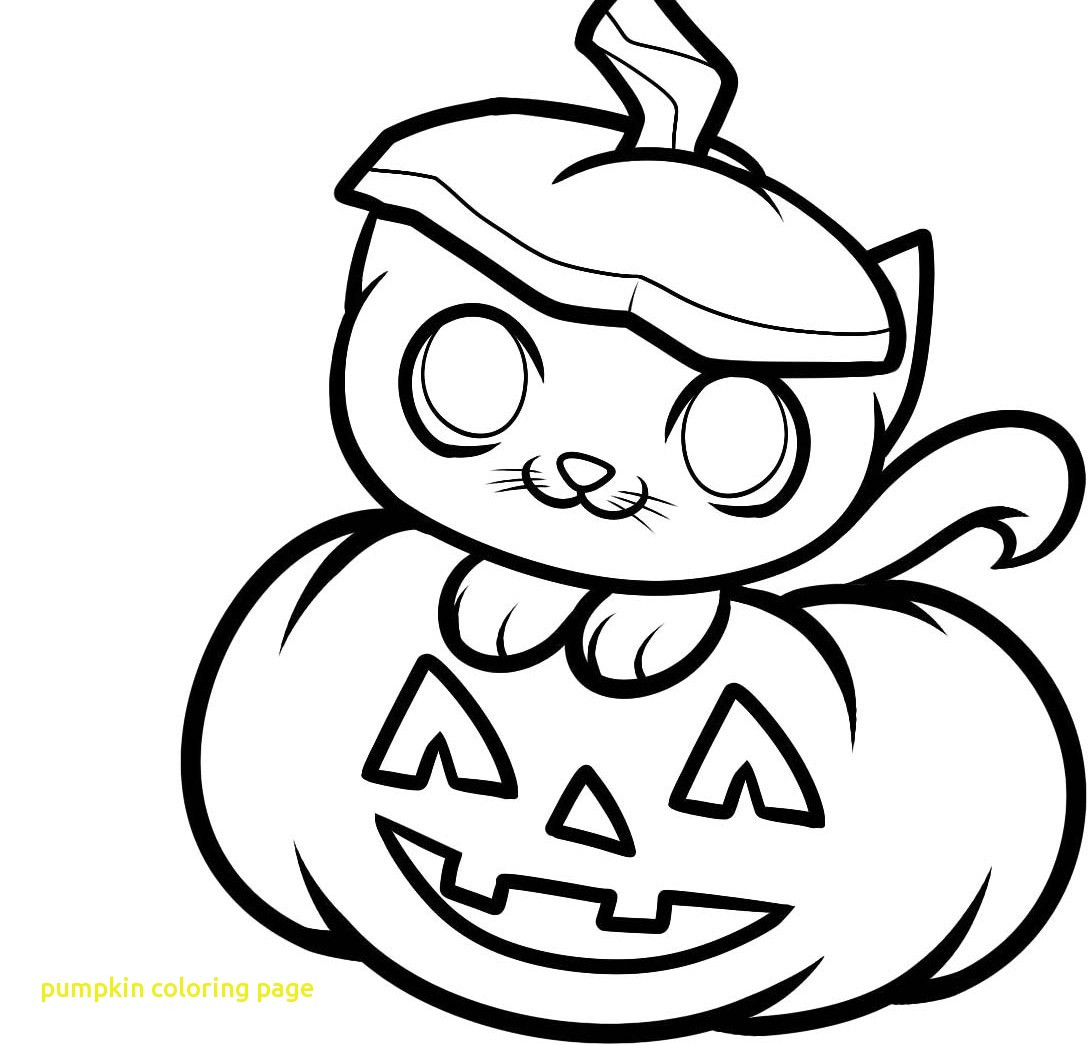 1091x1045 Pumpkin Picture To Color Extraordinary Coloring Page Acpra