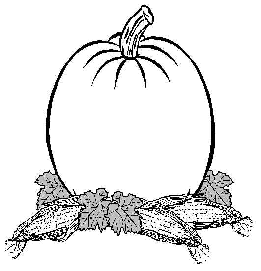 531x551 Thanksgiving Coloring Pages