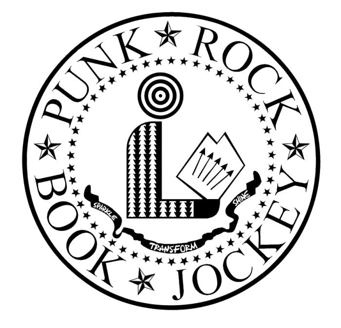 700x674 Punk Rock Book Jockeys Nice Punk Rock Coloring Book