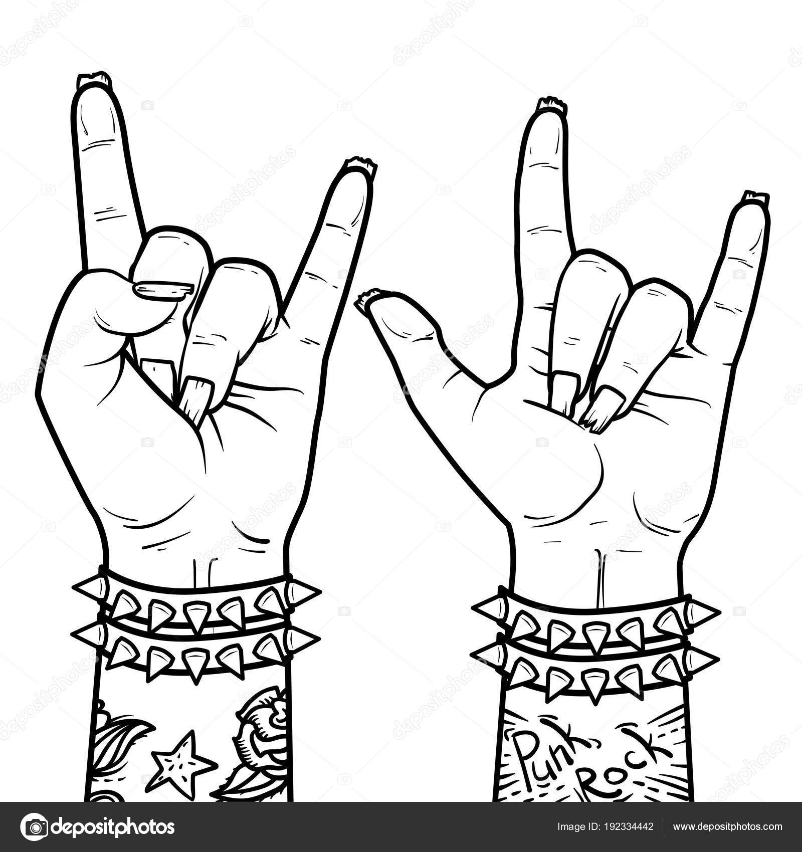 1600x1700 Punk Rock Coloring Book Smart Pages Page Free Images Hd Free