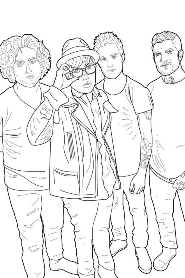 635x953 This Pop Punk Colouring Book Is Just The Greatest