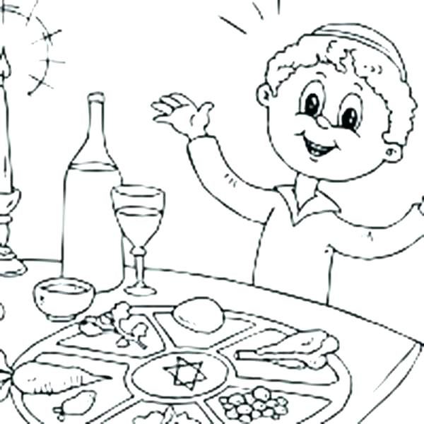 600x600 Puppet Coloring Pages Family Finger Puppets Coloring Page Coloring
