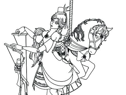 440x330 Puppet Coloring Pages Puppet Master Pages Coloring Pages Hand