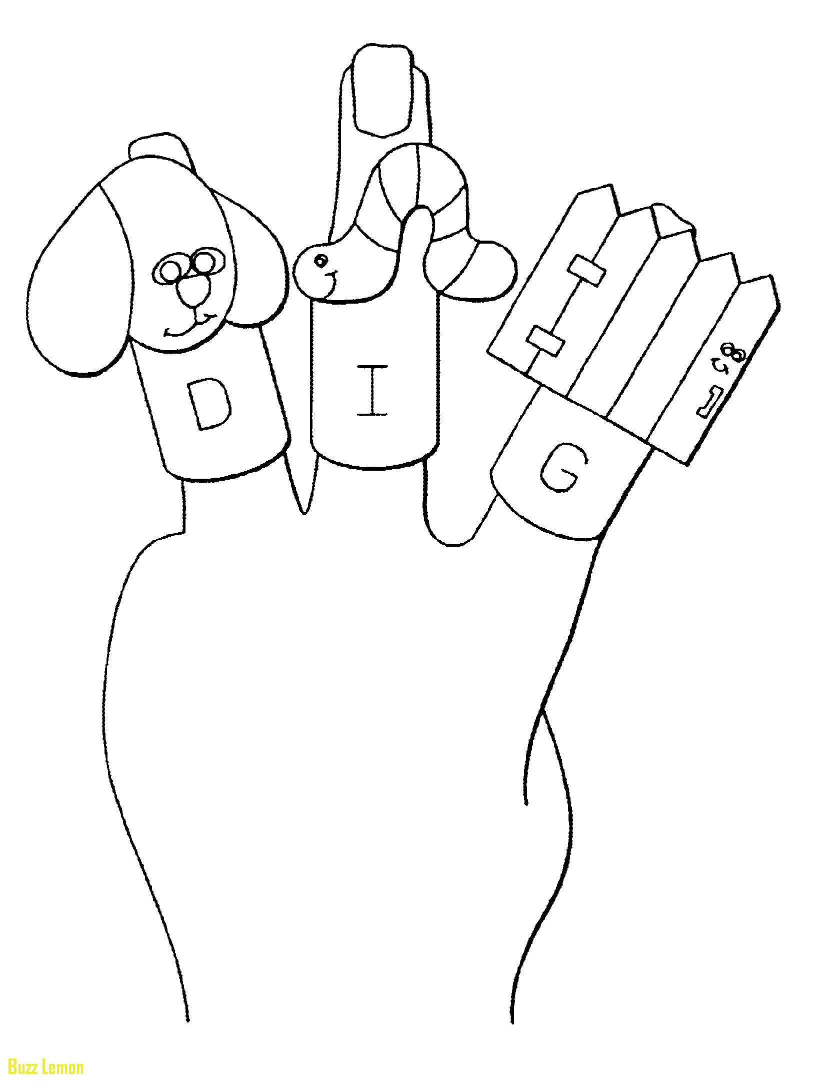 1628x2169 Coloring Page Puppets Awesome Puppet Coloring Pages Buzz Coloring