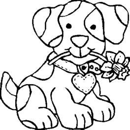 264x264 Coloring Pages Puppies And Kittens Fresh Cute Puppy Coloring