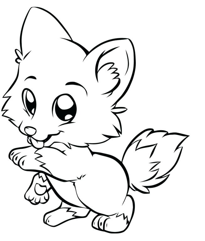 654x768 Cute Cartoon Coloring Pages Best Free Printable Puppy Coloring