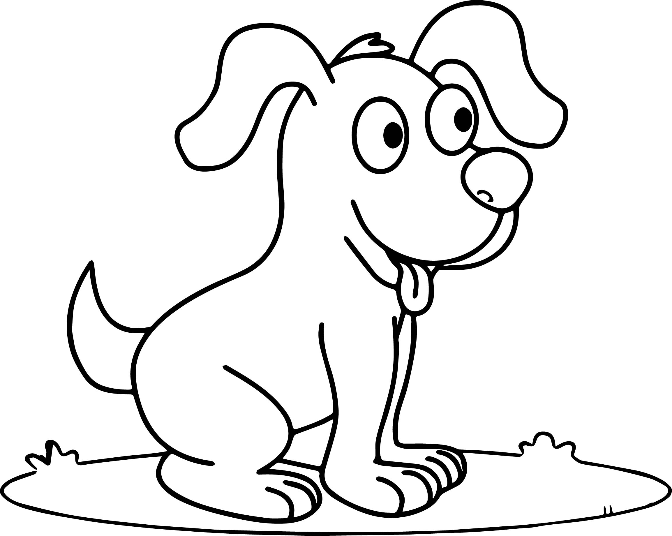 2307x1840 Fresh Cartoon Dogs Coloring Pages Collection Printable Coloring