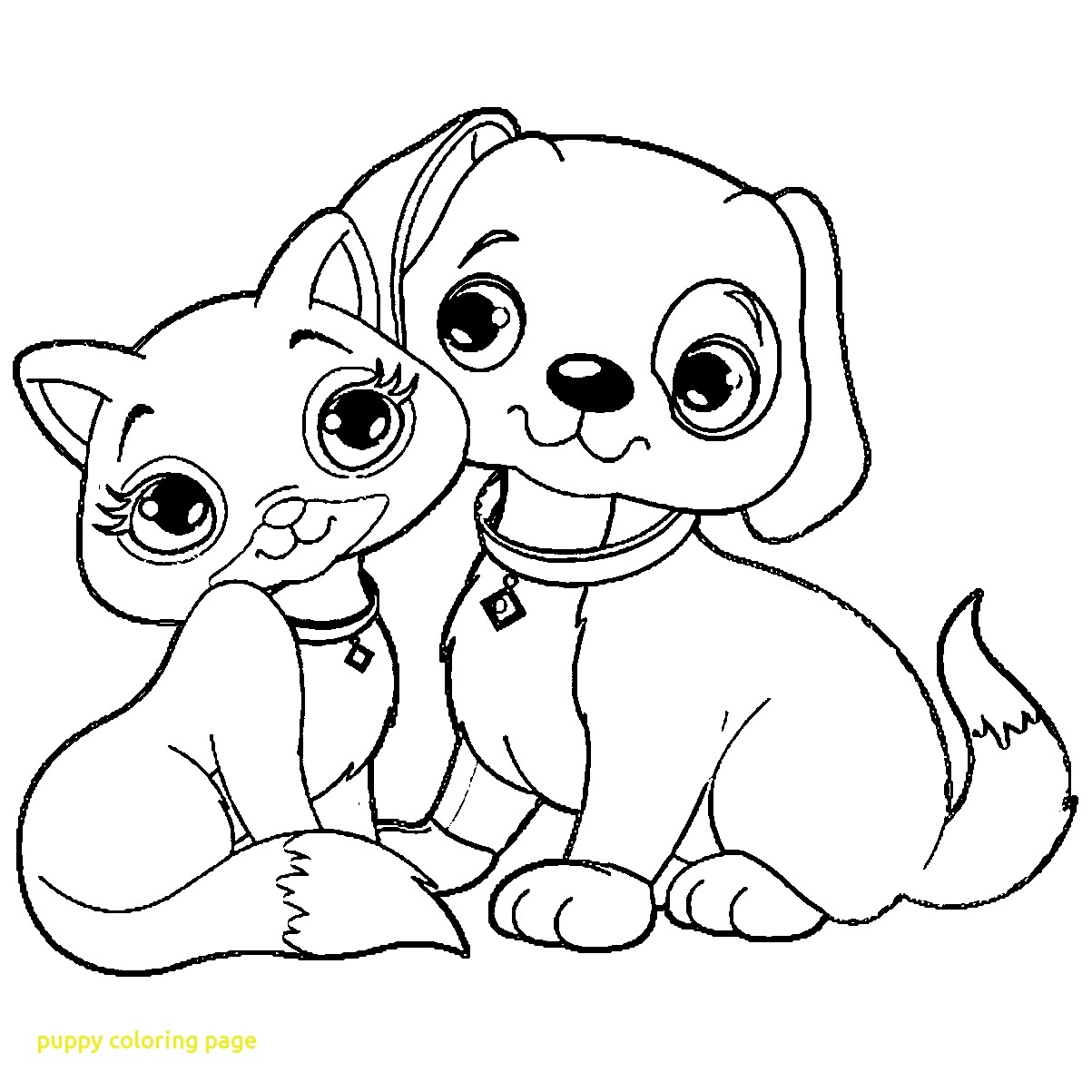 1203x1203 Impressive Coloring Pages Of Cute Dogs And Pup