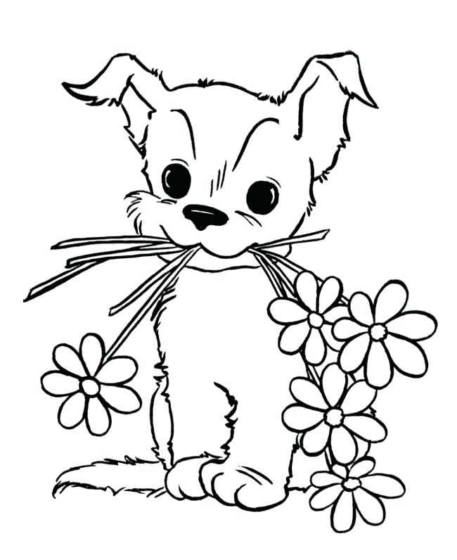 650x796 Pet Patrol Coloring Pages Printable Coloring Cute Puppy Coloring