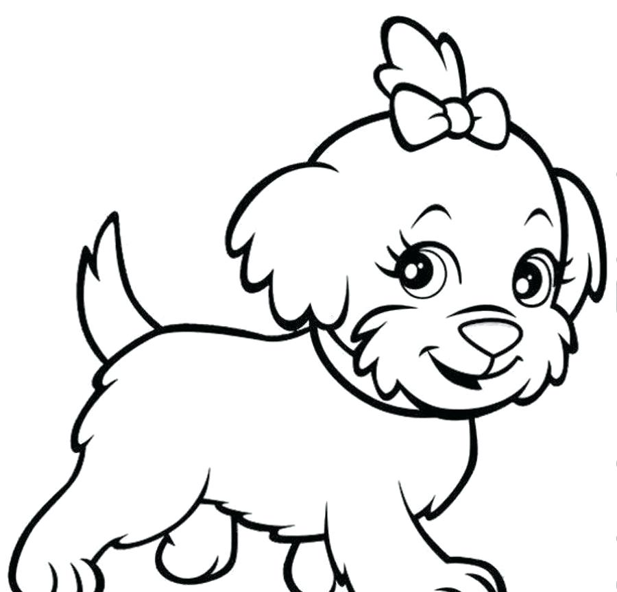 900x864 Puppy Color Pages Awesome Puppy Coloring Pages Gallery Puppies