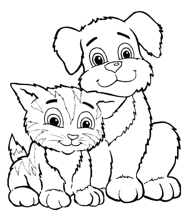 618x717 Puppy Coloring Pages Printable Puppy Coloring Pages Puppy Coloring