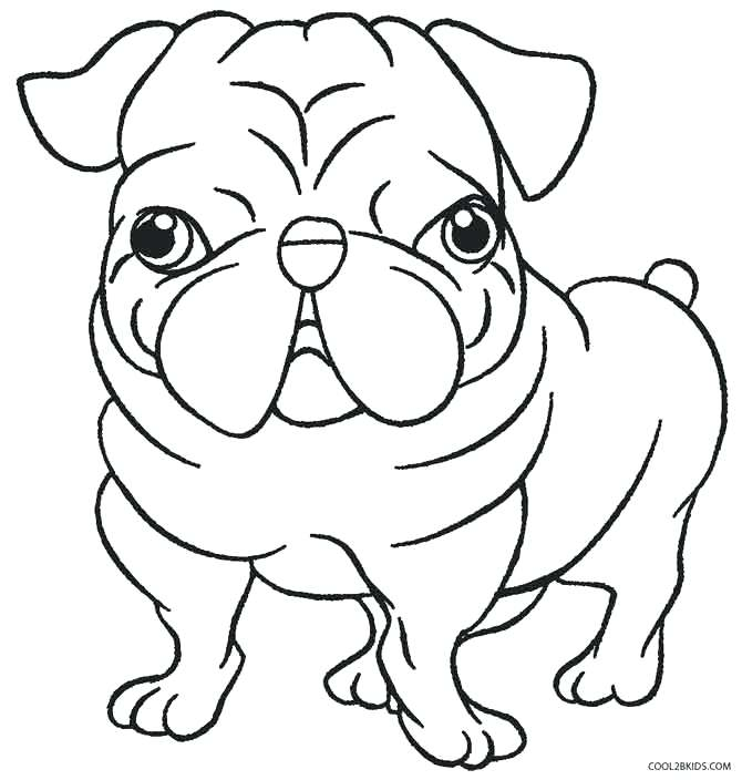 670x704 Dog Coloring Pages Prairie To Print Printable Puppy Dog Colouring