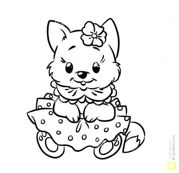 618x597 Cute Puppies Coloring Pages To Print Puppy Coloring Pages To Print