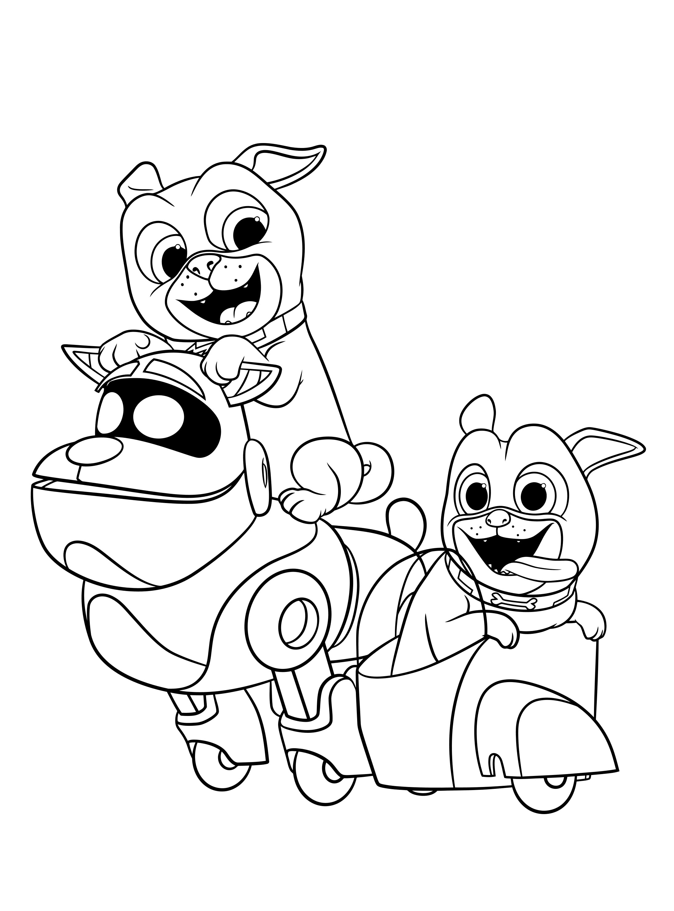 2191x2961 secrets puppy dog pals coloring pages to download and print