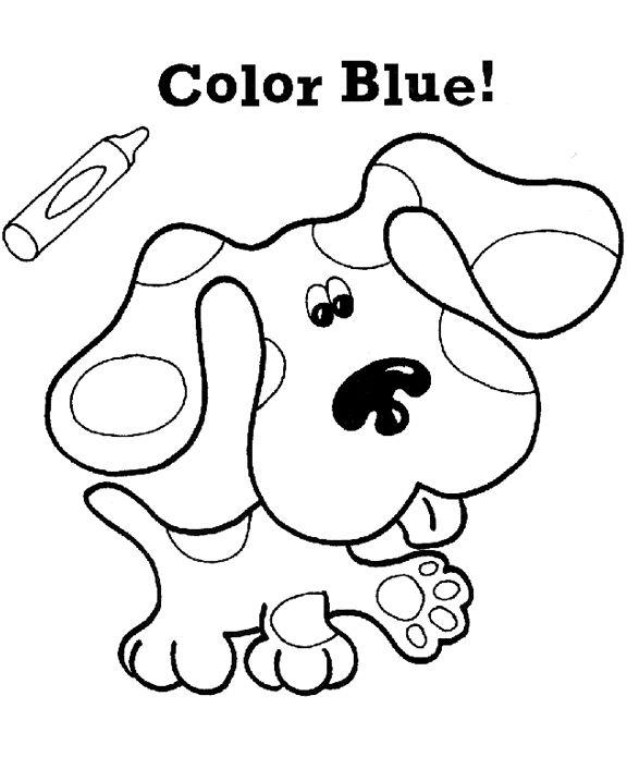 576x706 Best Blues Clues Images On Blues Clues, Clue Party