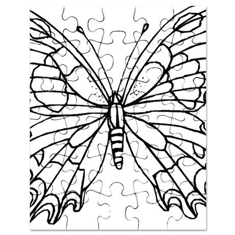 The best free Puzzle coloring page images. Download from 184 free ...