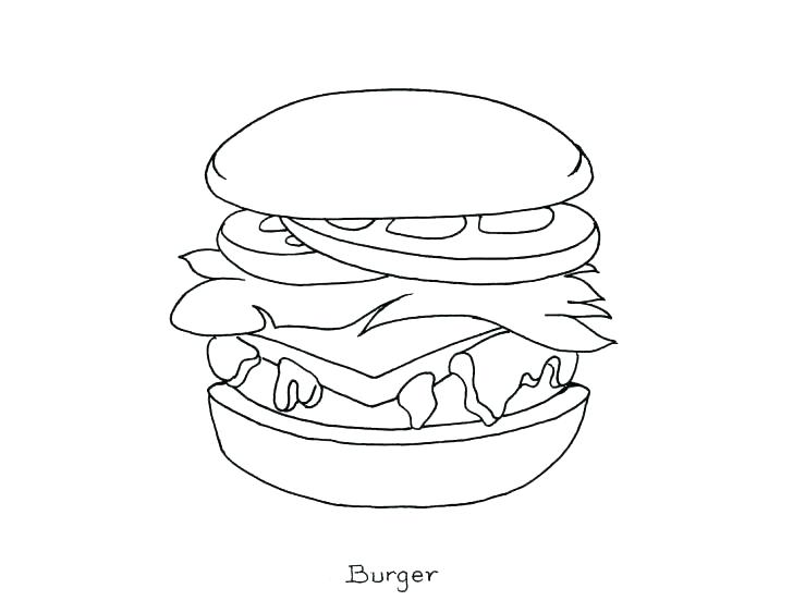 728x563 Food Pyramid Coloring Pages