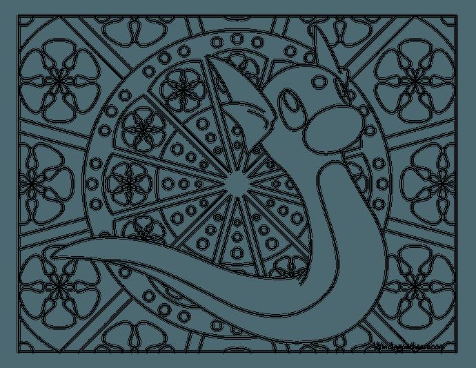 690x533 Dratini Pokemon