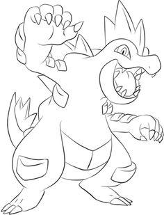 236x309 Swinub Coloring Page Lineartgeneration Ii Pokemon