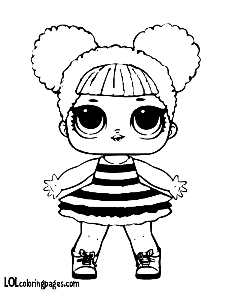 Queen Bee Coloring Page At Getdrawings Com Free For Personal Use