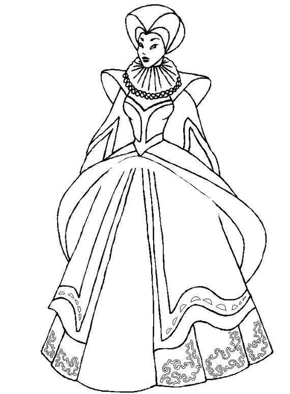 570x774 Queen Coloring Pages Queen Diamond Jubilee Coloring Pages Queen