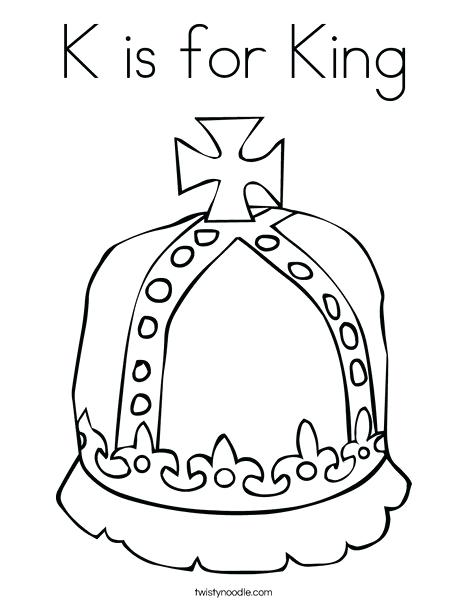 468x605 King Crown Coloring Page Royal Crown Coloring Page King And Queen