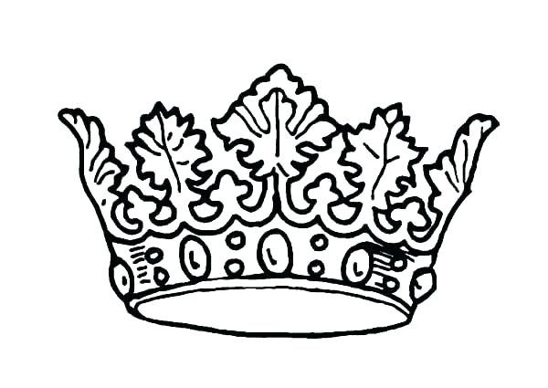 600x425 Queen Queen Crown Colouring Pages King Crown Coloring Page Queen