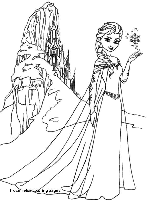 600x828 Queen Elsa Coloring Page Best Of Best Disney Frozen Coloring