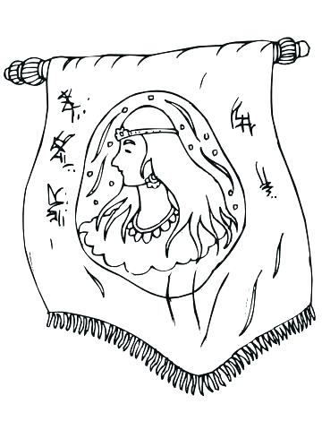 360x480 Queen Esther Coloring Page Queen Coloring Page Queen Scroll