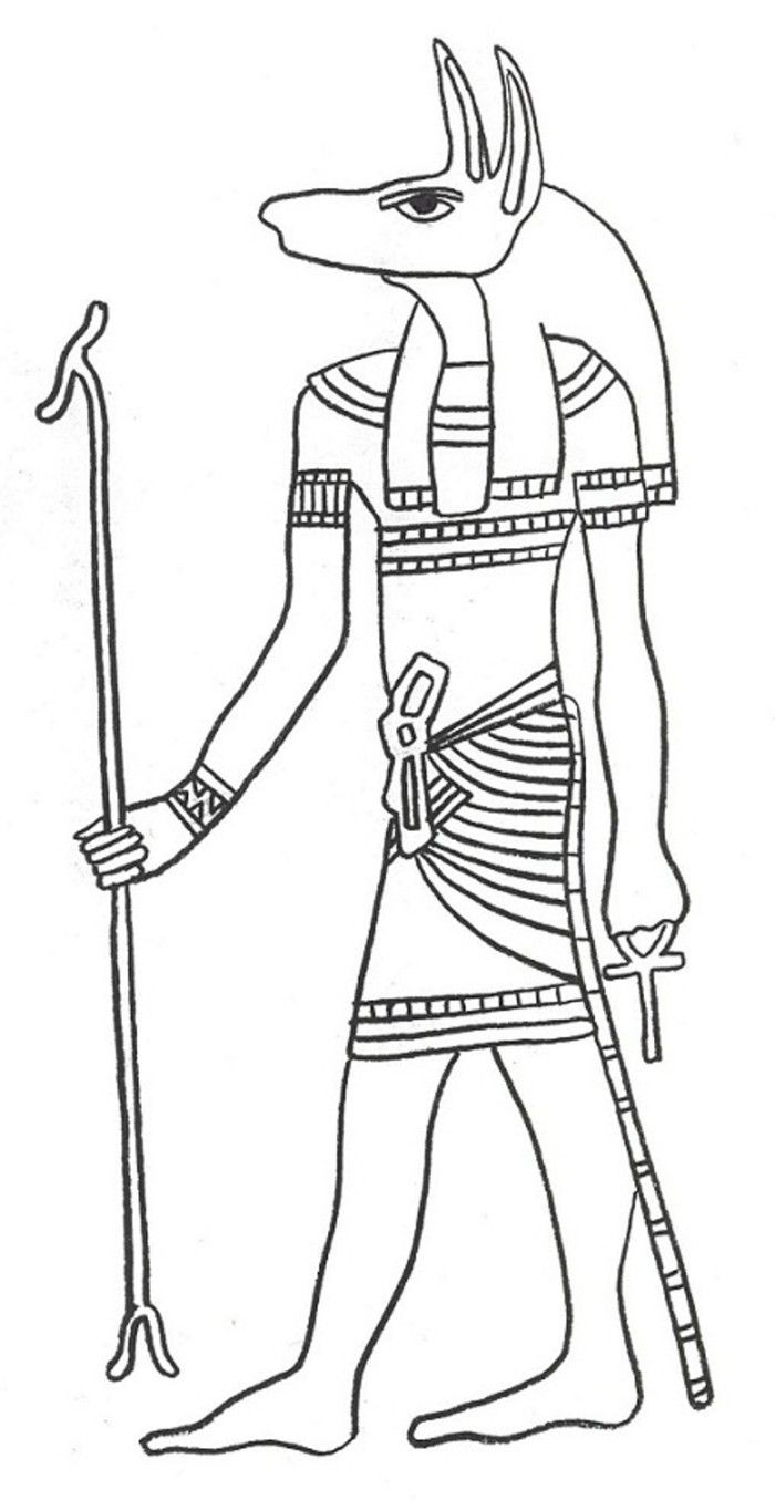 700x1355 Ancient Coloring Pages Nefertiti Ian Art Egyptian Adult Egypt Page