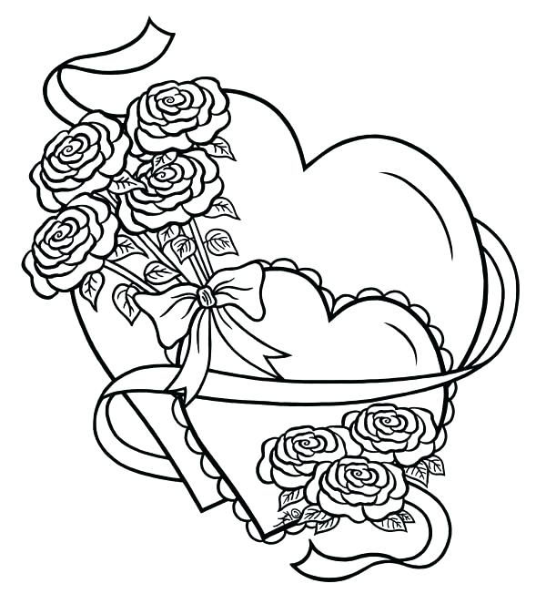 600x663 Queen Of Hearts Coloring Pictures Kids Coloring Heart Coloring