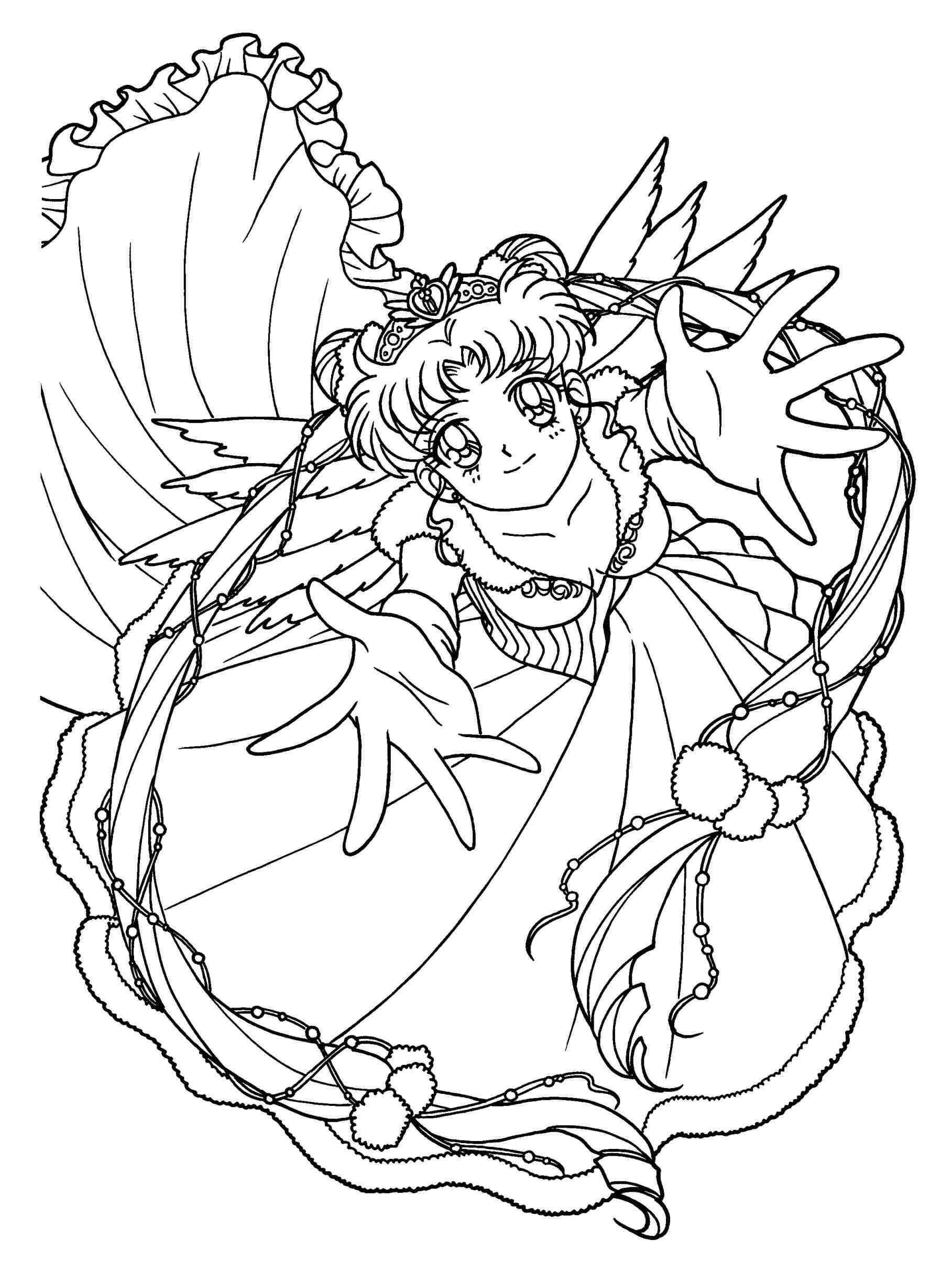 queen serenity coloring pages | The best free Serenity coloring page images. Download from ...