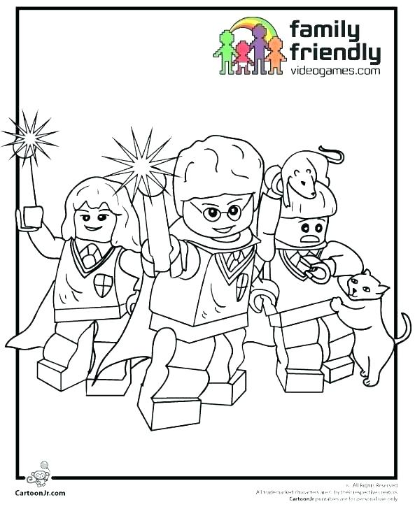 593x728 Harry Potter Coloring Page Harry Potter Coloring Pages Harry