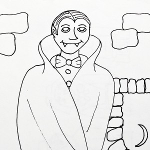 300x300 Free Printable Coloring Page